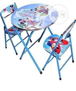 Children Character Table And Double Chair | Children's Furniture for sale in Lagos State, Lagos Island (Eko)