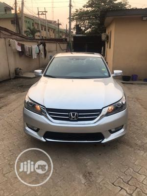 Honda Accord 2015 Silver | Cars for sale in Lagos State, Isolo