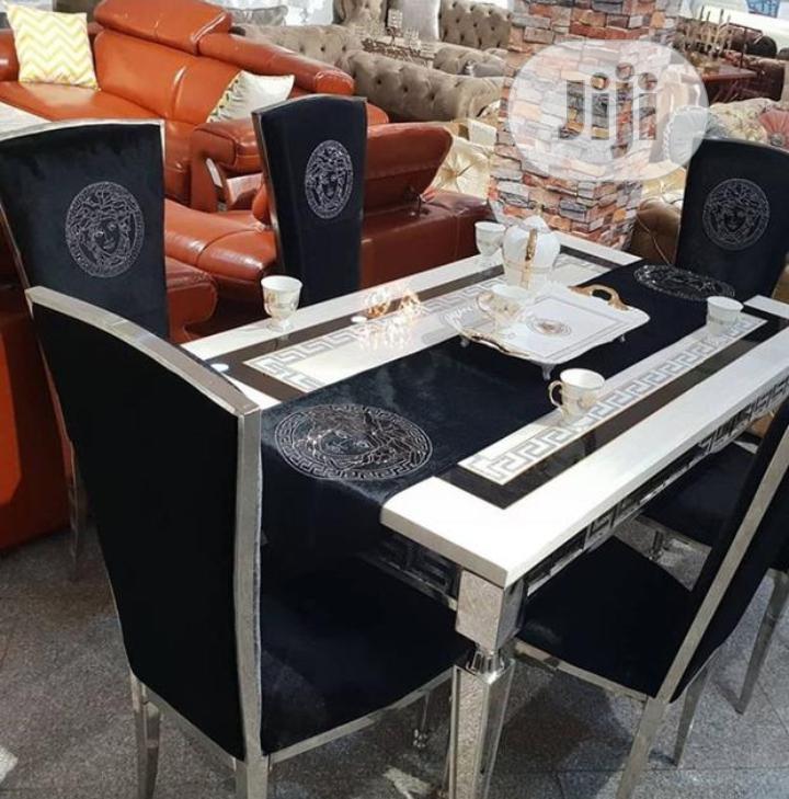 Royal Versace Dining Table In Ajah, Versace Dining Room Set