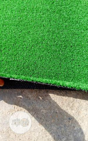 New & High Quality Artificial Green Grass Carpet For Indoor/Outdor/Home/Event.   Garden for sale in Lagos State, Ajah