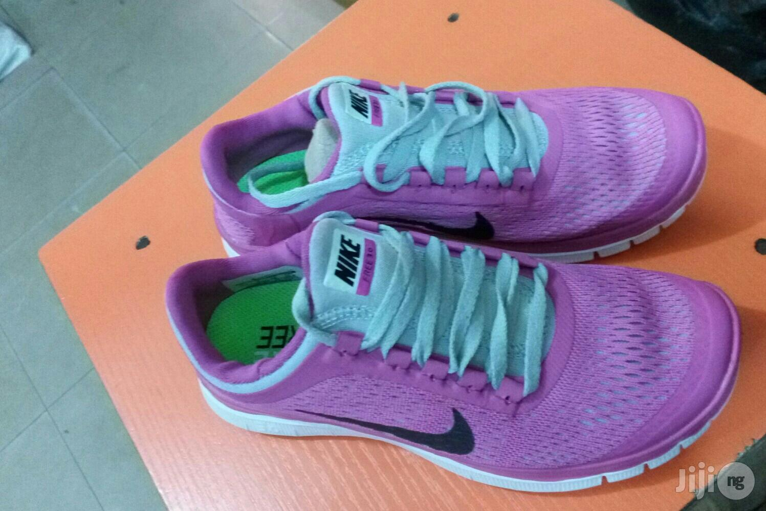 Nike Jugging Canvas Purple