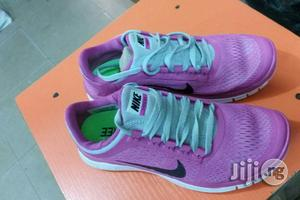 Nike Jugging Canvas Purple | Shoes for sale in Lagos State, Ikeja