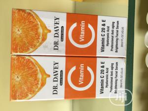Dr. Davey Vitamin C Facial Serum, With Hyaluronic Acid Anti-Aging   Skin Care for sale in Lagos State, Ojo