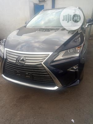 Lexus RX 2019 350 AWD Blue | Cars for sale in Lagos State, Ikeja