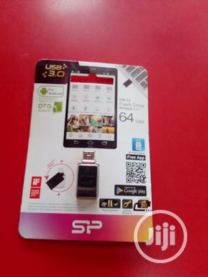 OTG Silicon Power,Flash Drive 64gb | Computer Accessories  for sale in Abuja (FCT) State, Kubwa