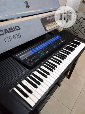 Casio Keyboard 625 (With 6months Warranty)   Musical Instruments & Gear for sale in Lagos State, Lekki