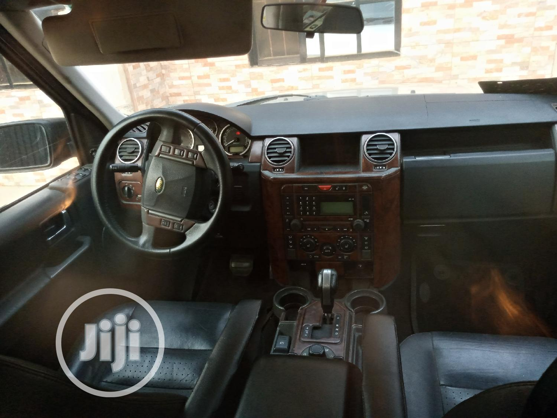 Land Rover LR3 2006 SE Silver | Cars for sale in Ifako-Ijaiye, Lagos State, Nigeria