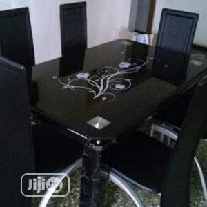 High Grade Glass Dining Table   Furniture for sale in Lagos State, Ikoyi