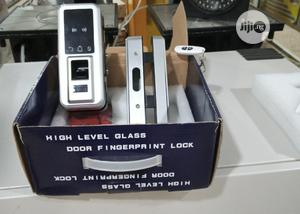 Glass Door Lock With Remote, Card, Biometric And Password   Doors for sale in Abuja (FCT) State, Wuse 2