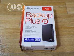 4TB Seagate External Backup Drive | Computer Hardware for sale in Lagos State, Ikeja