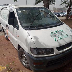 Foreign Used Mitsubishi L300 2002 White   Buses & Microbuses for sale in Abuja (FCT) State, Gwarinpa