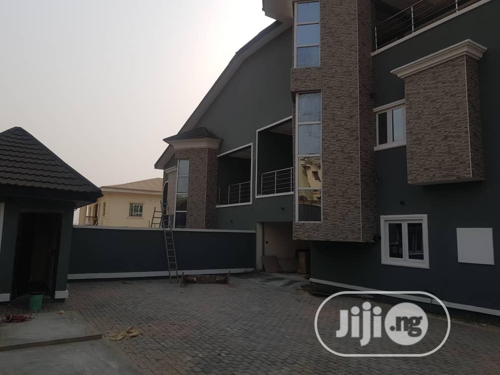 Newly Built 4 Bedroom Duplex With BQ At Alalubosa Gra