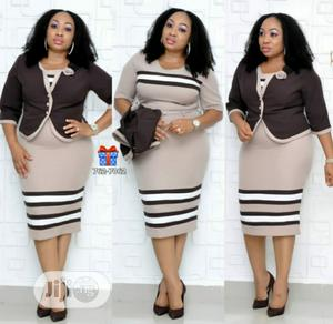 New Turkey Female Dress With Jacket | Clothing for sale in Lagos State, Amuwo-Odofin