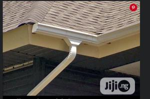 Roof/Rain Gutter Supply and Installation | Building & Trades Services for sale in Lagos State, Ikeja