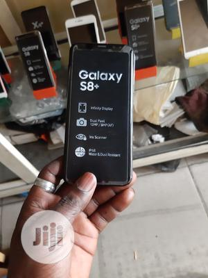 New Samsung Galaxy S8 Plus 128 GB Black | Mobile Phones for sale in Oyo State, Ibadan
