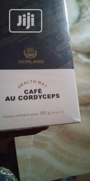 Cordycep Coffee(Lowers Blood Sugar And Cholesterol)   Vitamins & Supplements for sale in Ebonyi State, Abakaliki