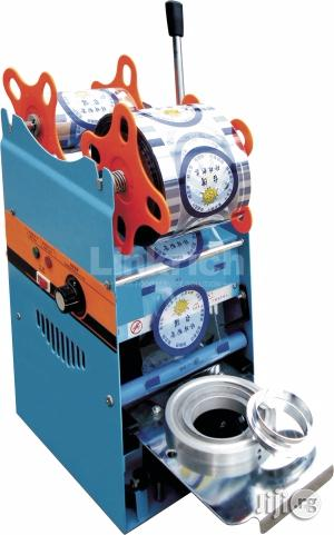 Cup Sealing Machine | Manufacturing Equipment for sale in Lagos State