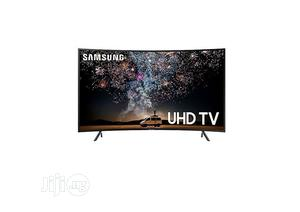 Samsung 65 Inch CURVED UHD 4K Smart Tv   TV & DVD Equipment for sale in Lagos State, Alimosho
