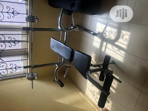 Weight Lifting Bench | Sports Equipment for sale in Lagos State, Ifako-Ijaiye