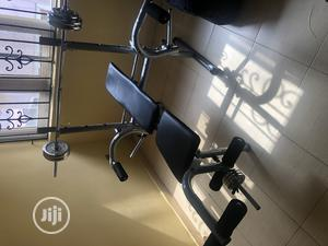 Weight Lifting Bench | Sports Equipment for sale in Abuja (FCT) State, Central Business District