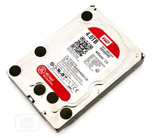 4tb Red Nas HDD   Computer Hardware for sale in Lagos State, Ikeja