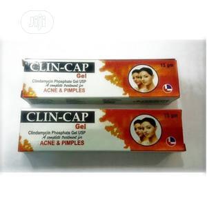 Clin Cap Acne Away Gel Cream - 2 Tubes   Skin Care for sale in Lagos State, Ojo