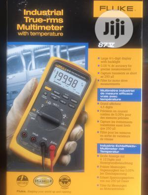 Fluke 87v Digital Multimeter   Measuring & Layout Tools for sale in Kano State, Fagge
