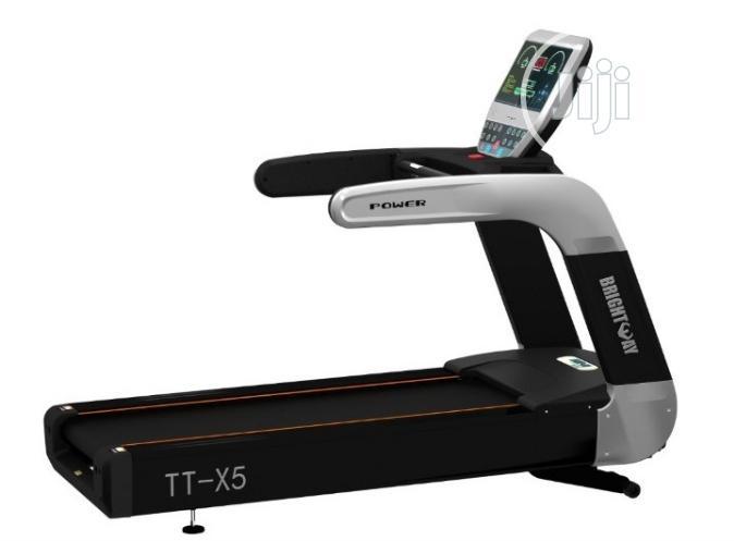 6hp Treadmill Commercial