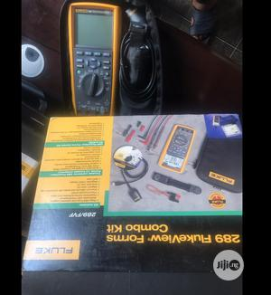 Fluke 289 Digital Multimeter Flukeview Forms Combo Kit   Measuring & Layout Tools for sale in Lagos State, Lagos Island (Eko)