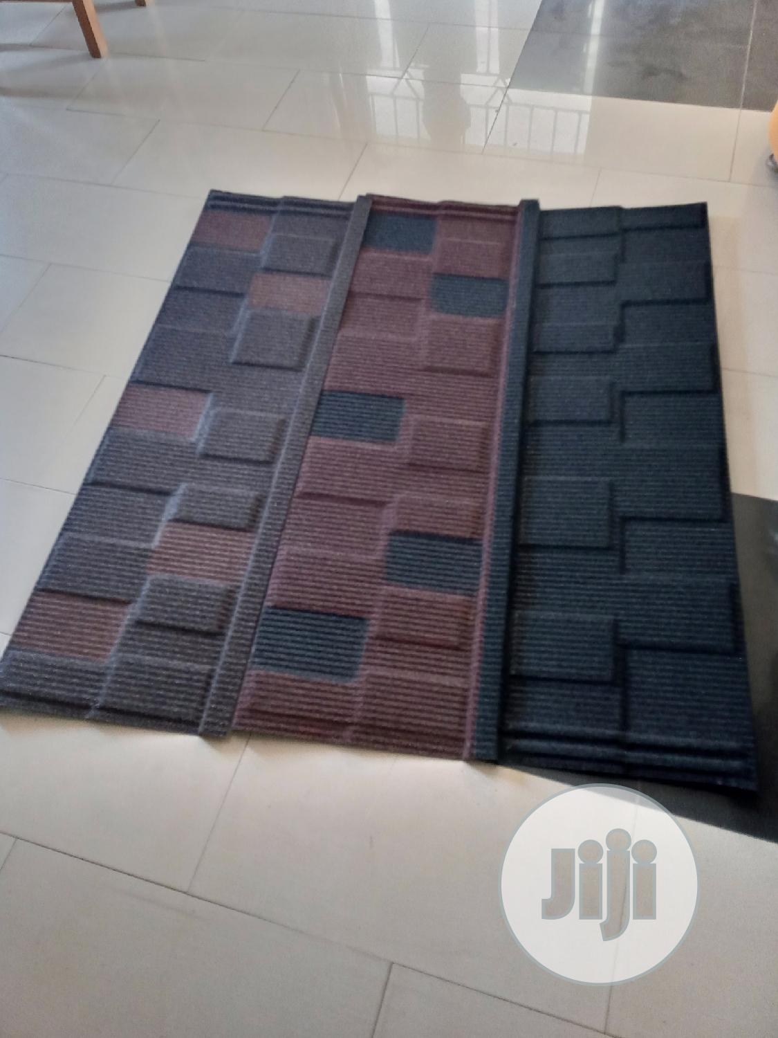 Archive: Orginal Stone Coated Roof Tiles