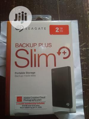 2TB BACKUP PLUS Slim Portable Storage   Computer Hardware for sale in Lagos State, Ikeja