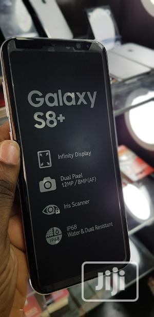 New Samsung Galaxy S8 Plus 128 GB Silver | Mobile Phones for sale in Lagos State, Ikeja