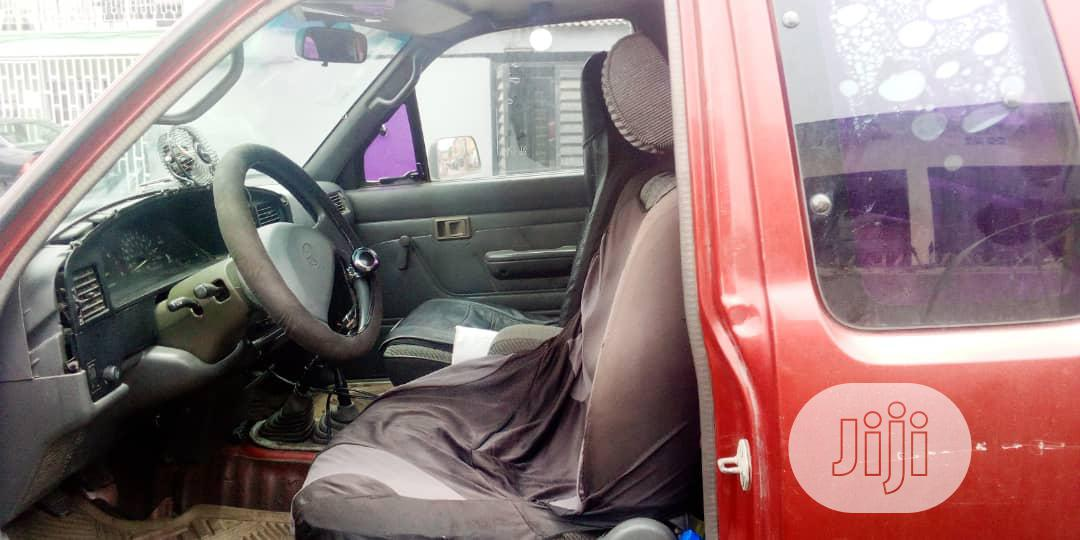 Toyota 4-Runner 2003 4.7 Red   Cars for sale in Ikeja, Lagos State, Nigeria