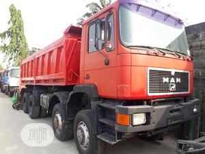 Man Disease Tipping Truck | Trucks & Trailers for sale in Lagos State, Apapa