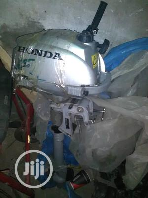 Foreign Used Yamaha And Honda Boat Engine For Sale | Vehicle Parts & Accessories for sale in Lagos State, Amuwo-Odofin