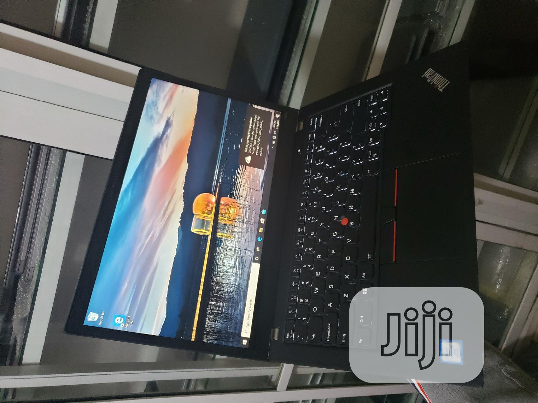 Laptop Lenovo ThinkPad T480 8GB Intel Core I5 SSD 256GB