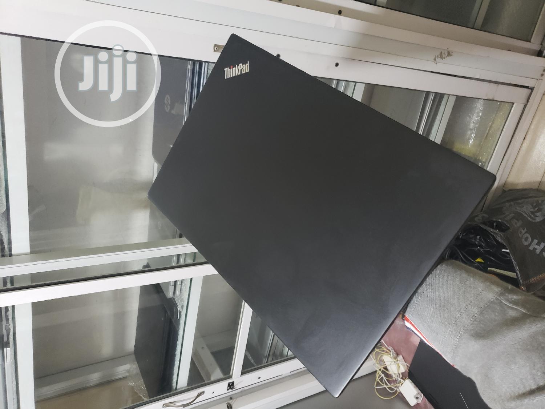 Laptop Lenovo ThinkPad T480 8GB Intel Core I5 SSD 256GB | Laptops & Computers for sale in Ikeja, Lagos State, Nigeria