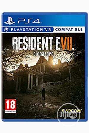 PS4 Resident Evil- Bio Harzard   Video Games for sale in Lagos State, Ikeja