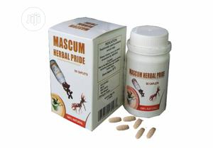 Last Longer Than 30min With Our Mascum Herbal Pride   Sexual Wellness for sale in Lagos State, Lekki