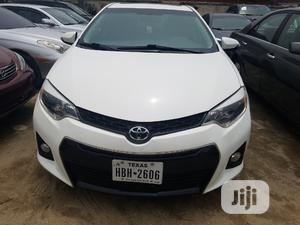 Toyota Corolla 2016 White   Cars for sale in Lagos State, Apapa