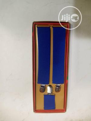 Quality Crossing Belt/Suspender | Clothing Accessories for sale in Lagos State, Lagos Island (Eko)