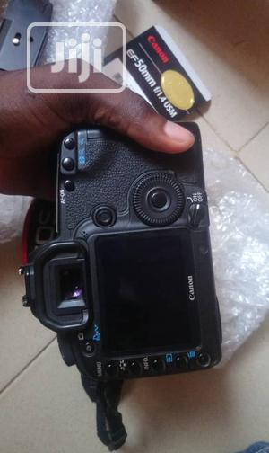 Canon 5D Mark Ii With 50mm F1.8 Lens   Accessories & Supplies for Electronics for sale in Oyo State, Ibadan
