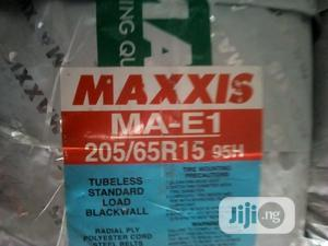 Maxxis Tyre 205/65/15 Thailand Quality 18months Warranty | Vehicle Parts & Accessories for sale in Lagos State, Ikeja