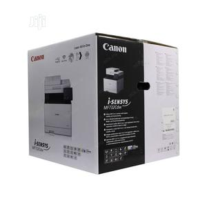 Canon I-SENSYS MF732CDN ADF Color Laser Printer | Printers & Scanners for sale in Lagos State, Ikeja