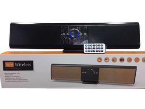 Touch Control Super Bass Bluetooth Mini Sound Bar   Audio & Music Equipment for sale in Lagos State, Ikeja