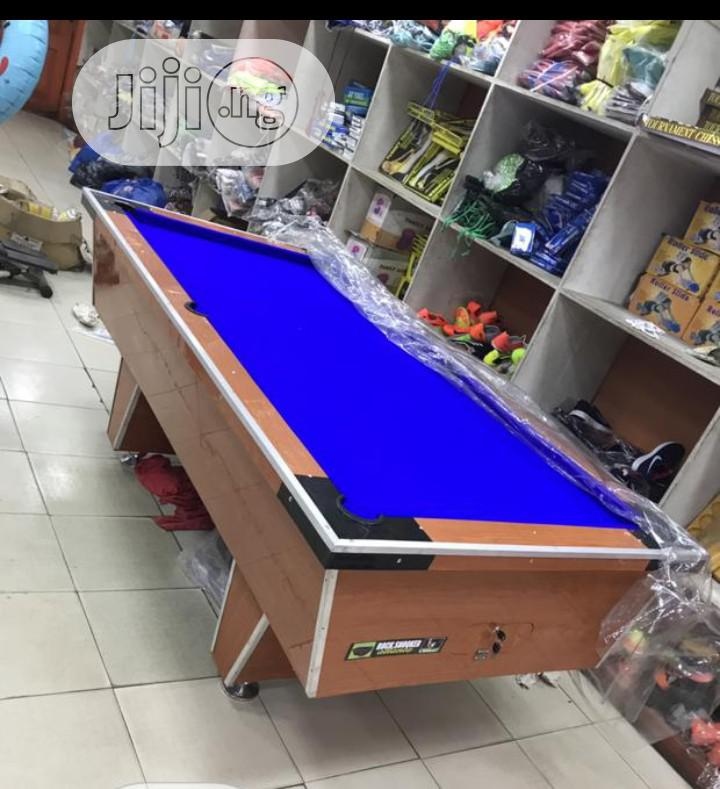 Archive: Original 8ft Local Snooker Pool Table