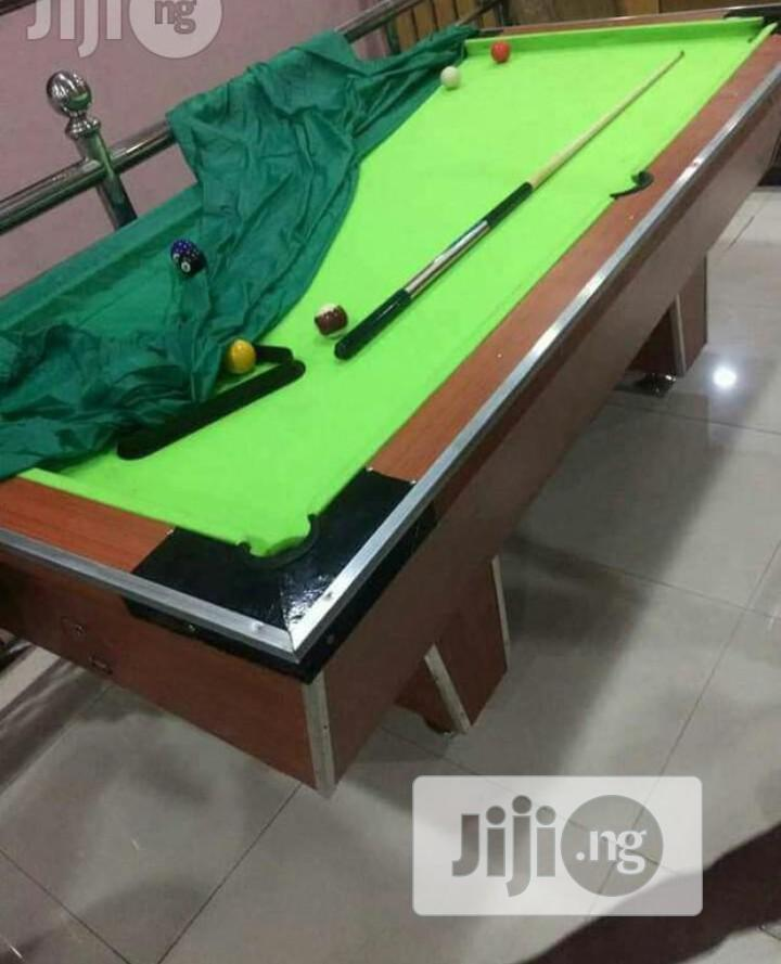 Archive: Local Snooker