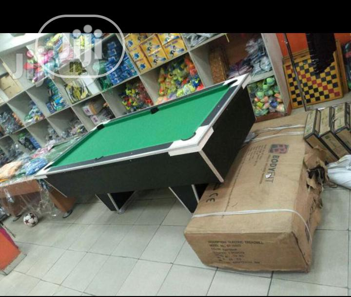 Archive: Brand New Local Snooker Pool Table