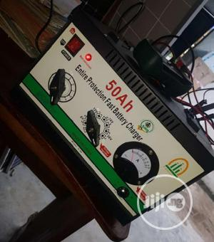 Famicare 50ah Battery Charger | Solar Energy for sale in Lagos State, Ojo