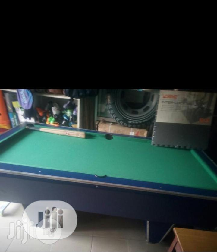 Archive: Localy Made Snooker Pool Table